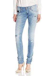 Diesel Women's Grupee Super Skinny Leg Jean 0609N