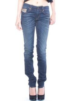 Diesel Women's Grupee Super Skinny Leg Jean 0822S, Denim, 25