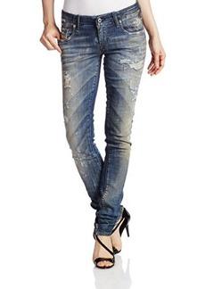 Diesel Women's Grupee Super Skinny Leg Jean 0830K