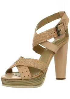 Diesel Women's Lady Deep Queeny Platform Sandal