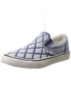 Diesel Women's Laika Vansis W Fashion Sneaker, Indigo, 9 M US