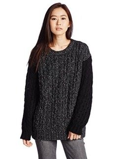 Diesel Women's M-Gad Sweater
