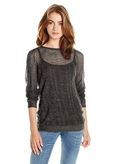 Diesel Women's M-Ian Lightweight Sweater