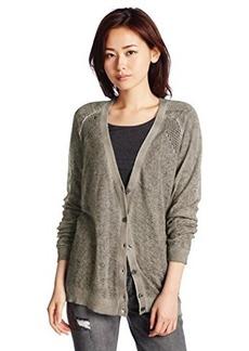 Diesel Women's M-Irvin Cardigan Sweater