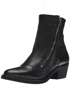 Diesel Women's Mad-In-Chelsea D-Nova Boot, Black, 9 M US