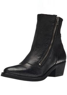 Diesel Women's Mad-In-Chelsea D-Nova Boot, Black, 8.5 M US