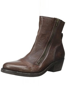 Diesel Women's Mad-In-Chelsea D-Nova Boot, Dark Brown, 9 M US