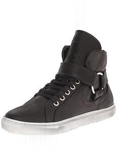 Diesel Women's Off Your Rocker S-Jovy Fashion Sneaker, Black, 7.5 M US