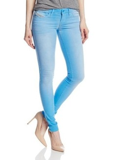 Diesel Women's Skinzee Low Rise Super Skinny Leg Jean 0826T