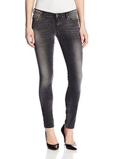 Diesel Women's Skinzee Low Waisted Super Skinny Leg Jean 0607G