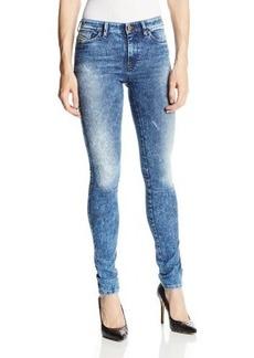 Diesel Women's Skinzee Super Skinny-Leg Jean 0829F