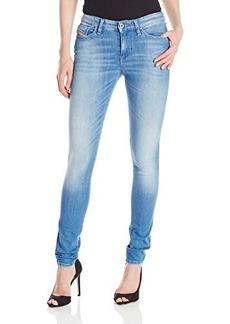 Diesel Women's Skinzee Super Skinny Leg Jean 0839P