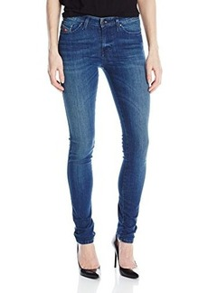 Diesel Women's Skinzee Super Skinny Leg Jean 0839Q