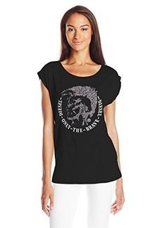 Diesel Women's T-Ale-Y T-Shirt