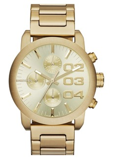 DIESEL® 'Flare' Chronograph Bracelet Watch, 40mm