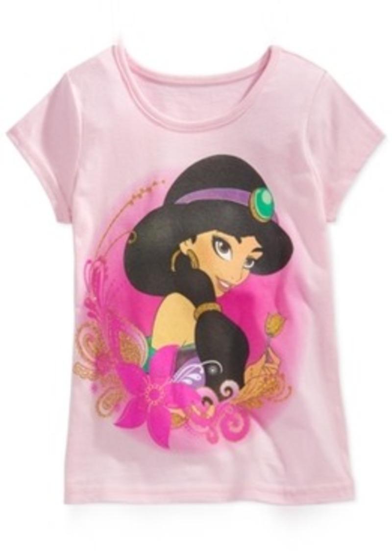 disney disney little girls 39 princess jasmine t shirt shirts shop it to me. Black Bedroom Furniture Sets. Home Design Ideas