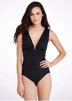 DKNY Beyond Glam Wire-Free Swimsuit