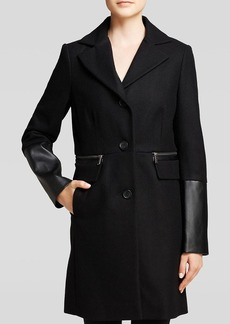 DKNY Donovan SB Reefer Coat
