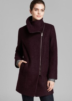 DKNY Coat - Mila Asymmetric