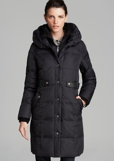 DKNY Down Coat - Faith Pillow Collar