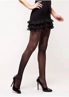 DKNY Girl Short Sheer Pantyhose