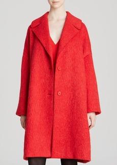 DKNY Oversized Drop Shoulder Coat