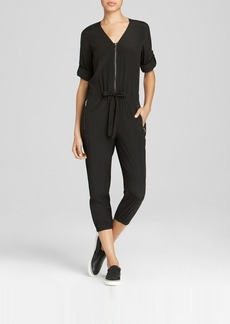DKNY Pure Cropped Jumpsuit
