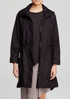 DKNY Pure High Low Anorak