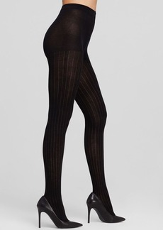 DKNY Rib Knit Tights