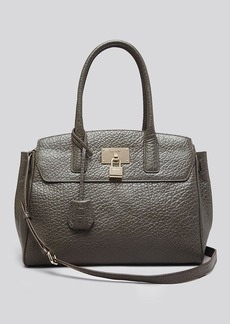 DKNY Satchel - Beekman French Grain Round