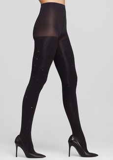 DKNY Sequin Tights