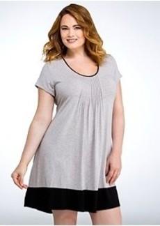DKNY Seven Easy Pieces Modal Sleep Shirt Plus Size
