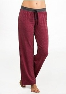 DKNY Seven Easy Pieces Modal Striped Lounge Pants