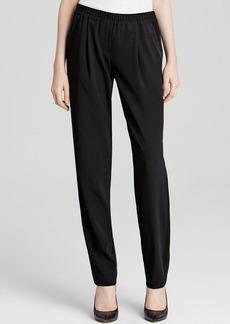 DKNY Shiny Side Stripe Pants