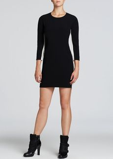 DKNY Side Color Block Dress