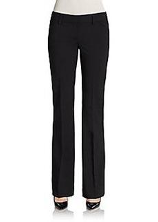 DKNY Stretch Wool Pants