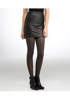 DKNY Tarnish Textured Tights
