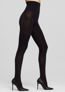 DKNY Tights - Opaque Coverage Control Top #472NB