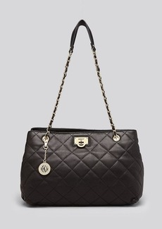 DKNY Tote - Gansevoort Quilted Nappa Shopper
