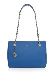 DKNY Tote - Saffiano Chain Handle Shopper
