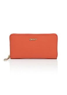 DKNY Wallet - Large Ziparound Saffiano