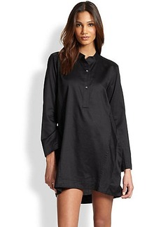 Donna Karan Cotton Batiste Sleepshirt