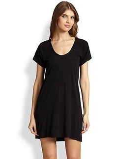 Donna Karan Cotton Jersey Sleepshirt