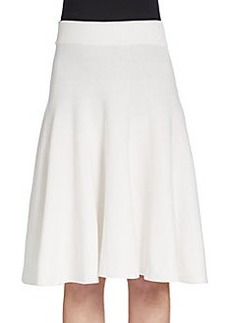 Donna Karan Fit-And-Flare Skirt