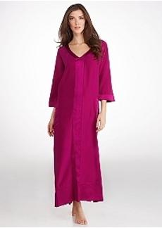 Donna Karan Glamour Silk Caftan