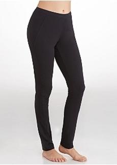 Donna Karan Liquid Jersey Knit Pajama Leggings