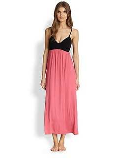 Donna Karan Soft Cup Liquid Jersey Gown