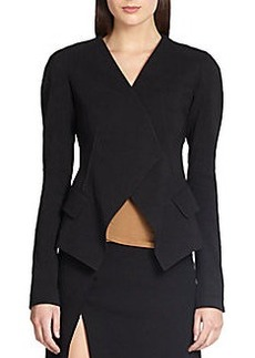 Donna Karan Wrap Jacket