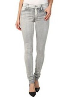 DKNY Jeans Avenue B Ultra Skinny in Silver Dollar Wash