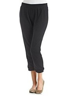 DKNY JEANS® Drapey French Terry Sweatpants
